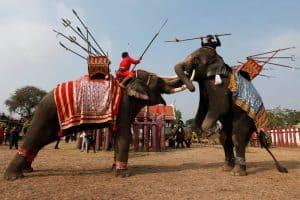 زيارة أشهر المعالم السياحية - تايلاند - شيانغ ماي