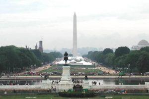 زيارة منتزه ناشونال مول - امريكا - واشنطن