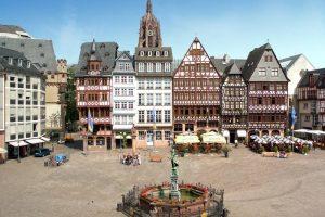 زيارة أشهر المعالم السياحية – ألمانيا – فرانكفورت