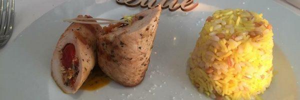 مَطعم Le Ciel Restaurant