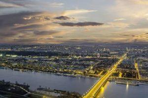 زيارة أشهر المعالم السياحية  - النمسا - فيينا