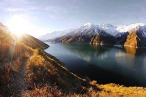 الوصول الى قرغيزستان ق1