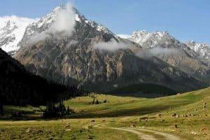 أجمل المعالم السياحية في قرغيزستان ق3