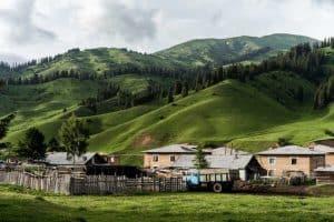 قرية Jyrgalan  ق1513
