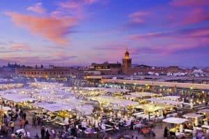 الوصول الى المغرب - مراكش م31