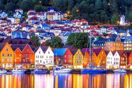 برنامج سياحي الى النرويج لمدة 15 يوم