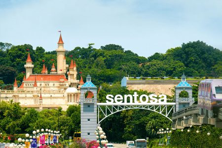 برنامج سياحي الى سنغافورة لمدة 3 أيام