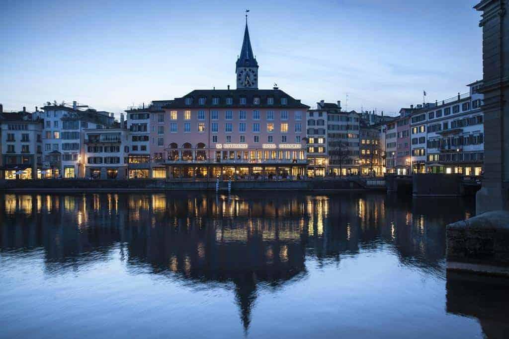 افضل 15 فندق في زيورخ من المسافرون العرب