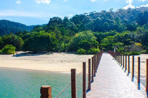 الحديقة الوطنية بينانغ