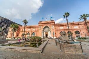 زيارة بعض الأماكن السياحية - مصر - القاهرة
