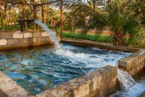 زيارة أشهر الأماكن السياحية - السعودية - الأحساء