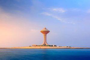 الوصول إلى مدينة الخبر - السعودية - الخبر
