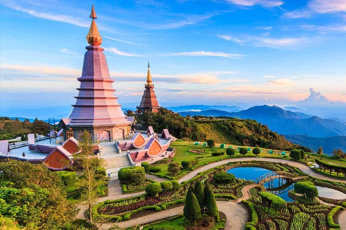 تقرير رحلتي إلى تايلند حصري