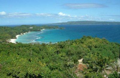 تقريري في جزيرة الاحلام شاطىء بوراكاي