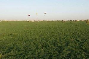 زيارة أشهر الحدائق في الرياض - السعودية - الرياض