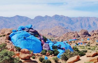 تقرير عن السياحة الجبلية في المغرب