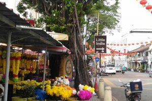 سوق شارع بينانغ الصغير