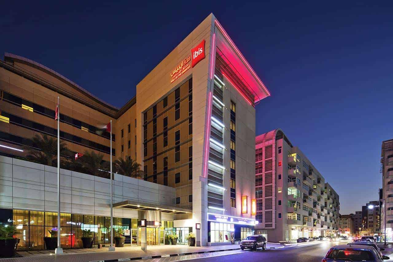 تقرير مفصل عن الفندق الاقتصادي ايبس مول الإمارات