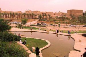 زيارة مدينة الدرعية - السعودية - الدرعية