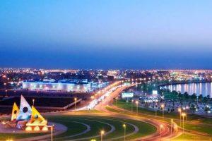 الذهاب إلى مدينة الدمام – السعودية – الدمام