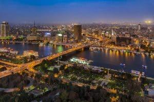 الوصول إلى مدينة القاهرة - مصر - القاهرة