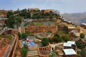 زيارة أشهر الأماكن السياحية - السعودية - أبها