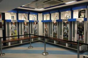 الذهاب الى ملعب سانتياغو برنابيو Santiago Bernabéu Stadium ض1010