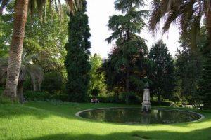 ض108 الذهاب الحديقة النباتية الملكية في مدريد The Royal Botanical Garden of Madrid