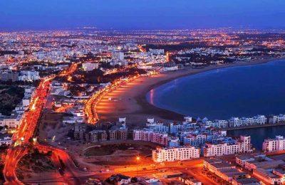 تقرير مصور لرحلتي العائلية الي المغرب