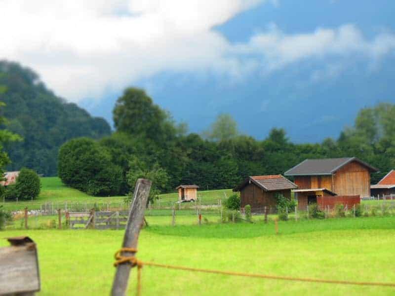 الريف الألماني