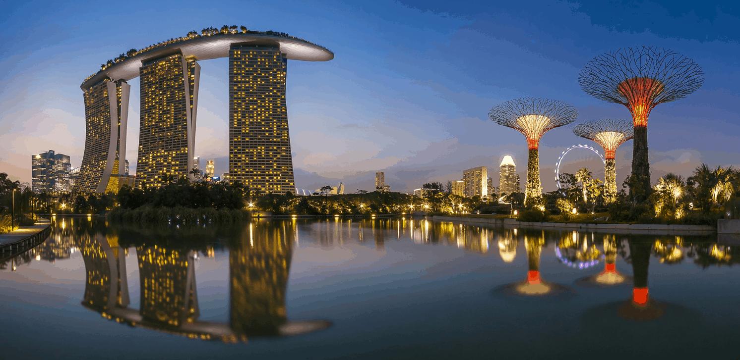 تقرير مفصل عن سنغافورة من واقع تجربة لمدة يوم