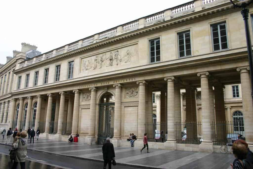 جامعات الطب البشري في فرنسا
