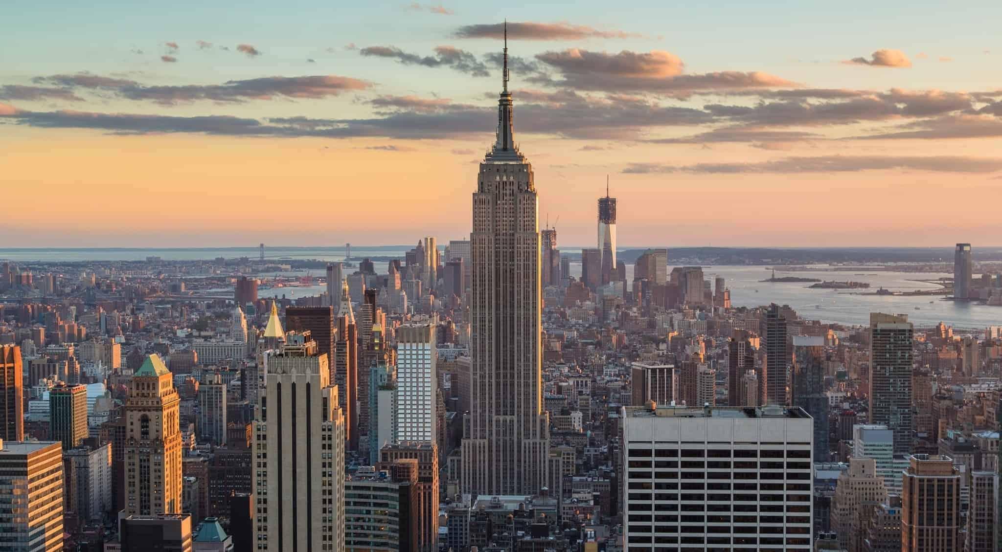 زيارة مبنى امبير ستيت (Empire State ) في نيويورك