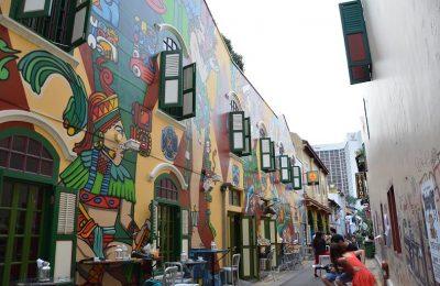 شارع العرب في سنغافورة