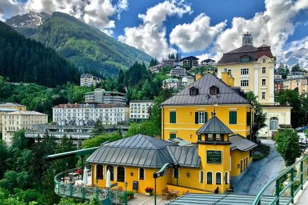 تقرير مصور عن رحلتي لكلٍ من النمسا سويسرا فرنسا