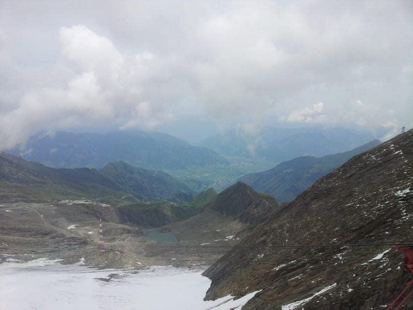 قمة جبال كابرون