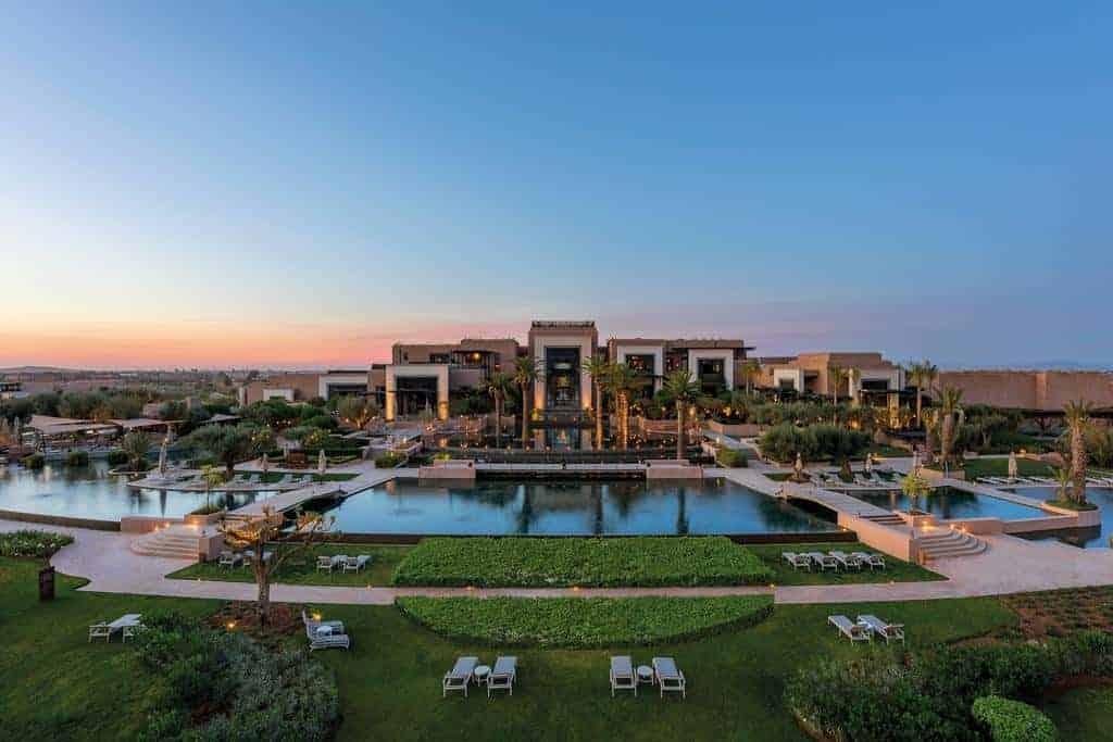 منتجع سكني في مراكش