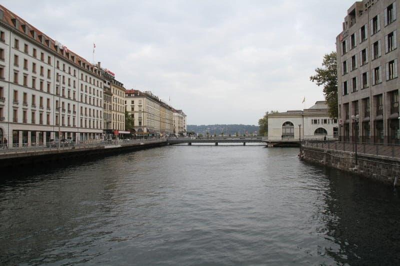 منطقة Rhône and Arve Jonction