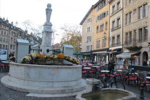 أهم ميدان في جنيف