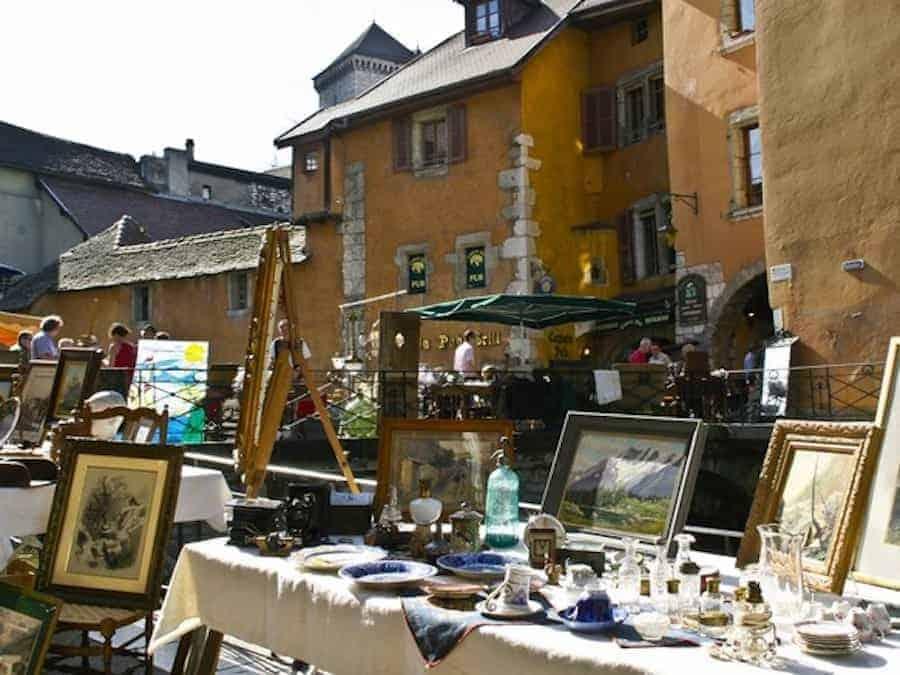Annecy – Vieux Quartier