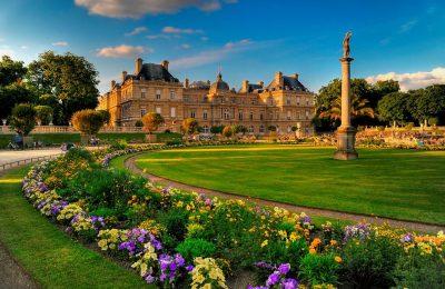 الحدائق الطبيعية والملاهي في باريس