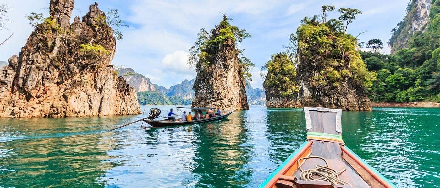 زيارة منتزه خاو سوك الوطني في تايلاند