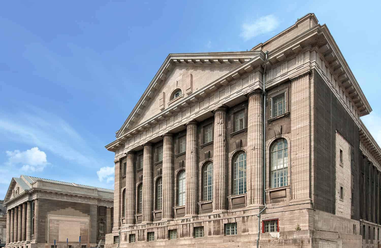 زيارة متحف بيرغامون في برلين