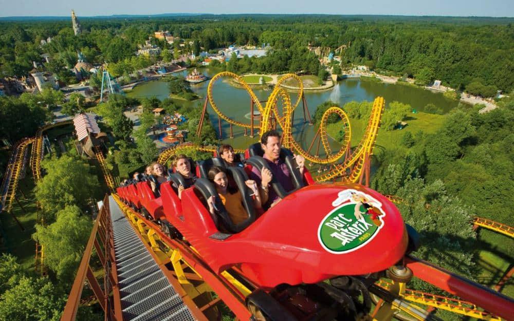 Parc d'attractions Astérix