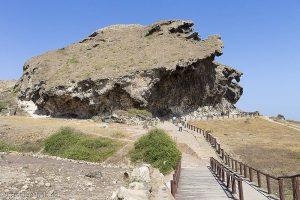 الذهاب الى كهف المرنيف – شاطئ المغسيل ص33