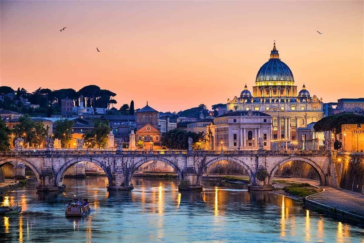 رحلتي الى ايطاليا روما بالصور