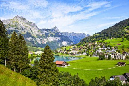 تقرير عن رحلتي الاستكشافية إلى سويسرا