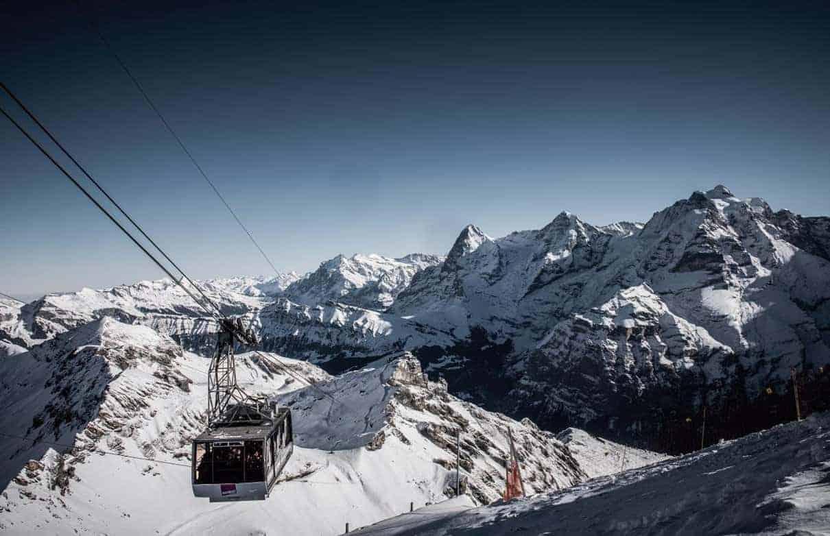 جبل Schilthorn