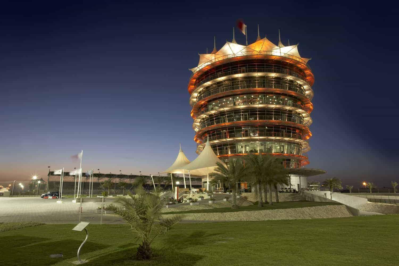 حلبة السباق الدولية بالبحرين