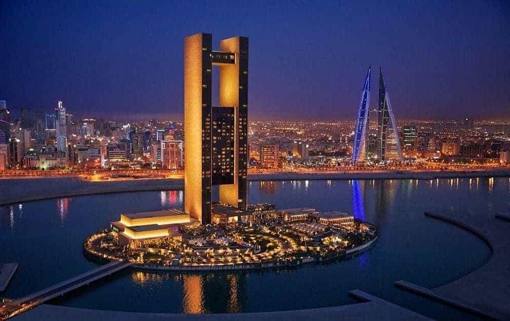تقرير زيارتي للبحرين يونيو